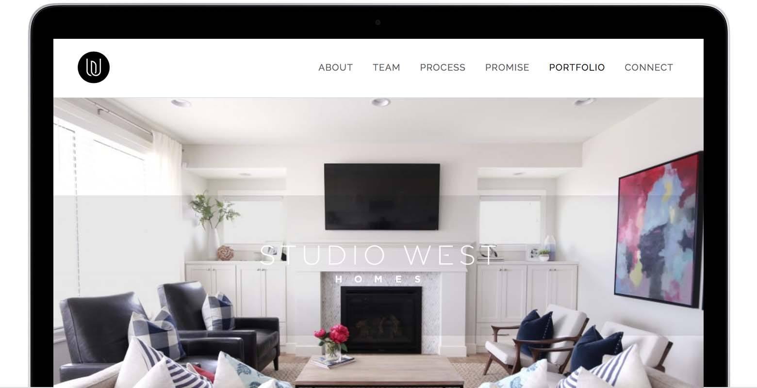 Studio West Homes