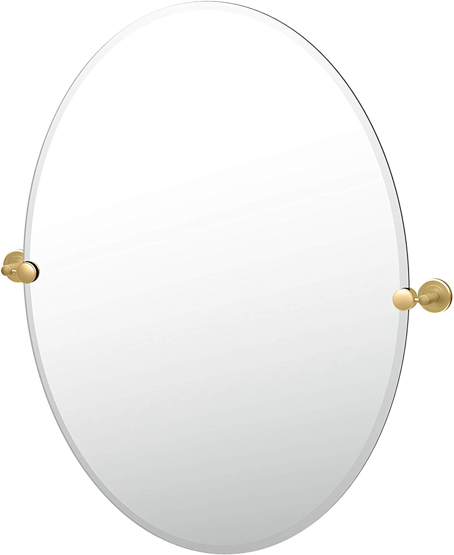 Latitude II Oval Pivot Mirror
