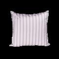 Oscar Stripe Pillow in Lilac