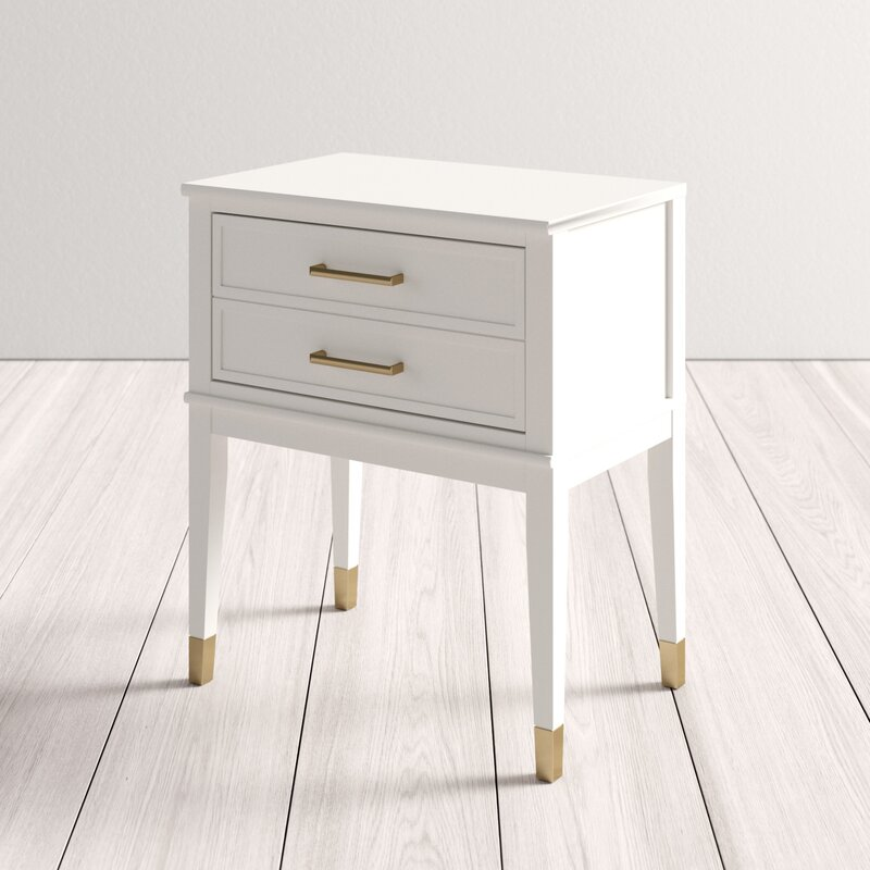 Westerleigh 1 Drawer Nightstand