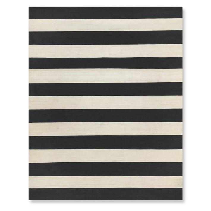 Patio Stripe Indoor/Outdoor Rug