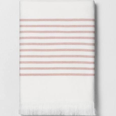 Hand Towel Core Stripe Copper