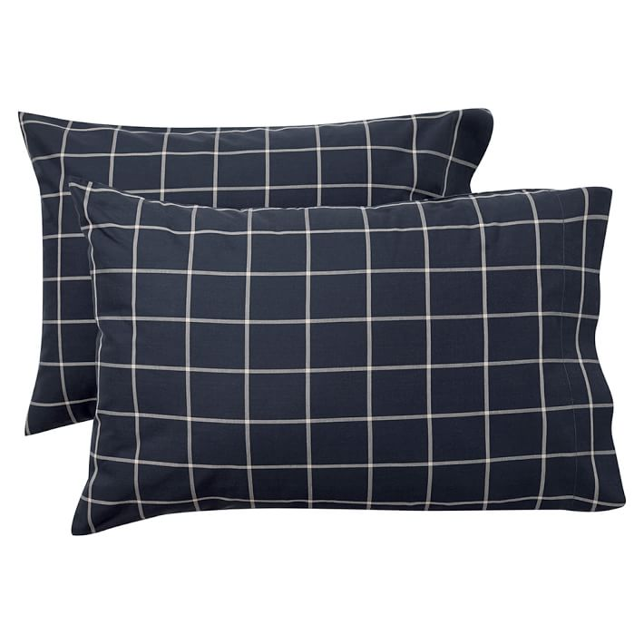 Boxter Plaid Boy's Sheet Set
